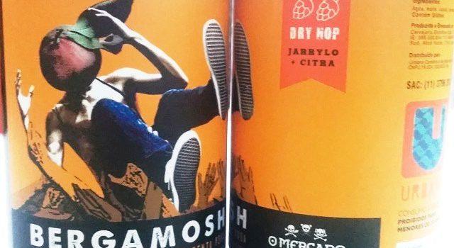 Urbana e O Mercado lançam a cerveja Bergamosh