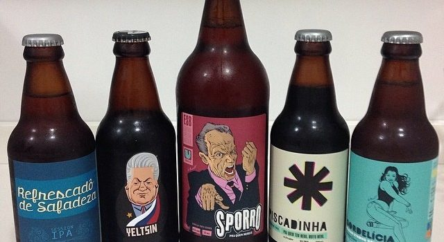 Cervejaria Urbana leva 12 rótulos para o Eataly