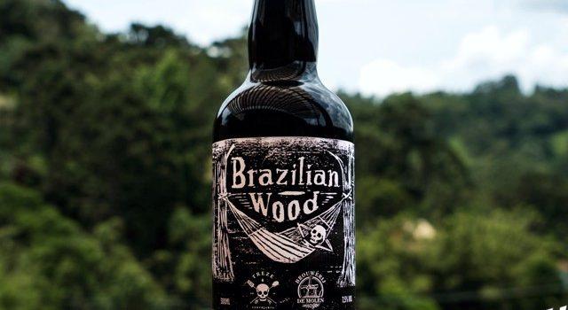 Treze e De Molen lançam cerveja de alma cachaceira