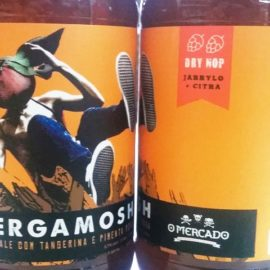 Urbana cerveja gordelicia e O Mercado lançam a cerveja Bergamosh