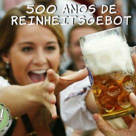 500 anos de Reinheitsgebot