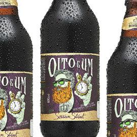 Cerveja Oito e Um – Nova da Bohemia