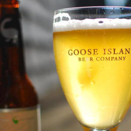 EXCLUSIVO: Mais Goose Island no Brasil