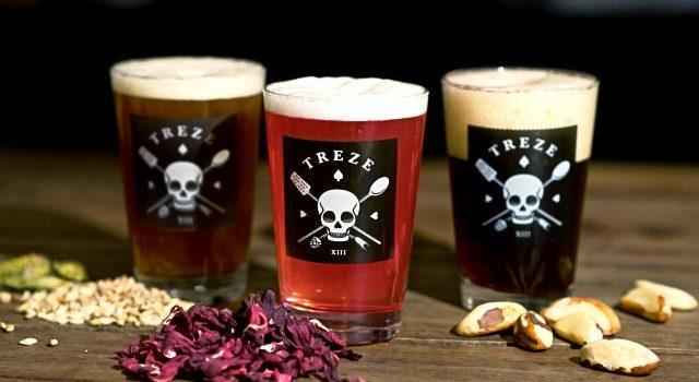 Cervejaria Treze anuncia primeiros lançamentos